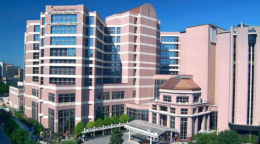 MD Anderson Thyroid Cancer Center